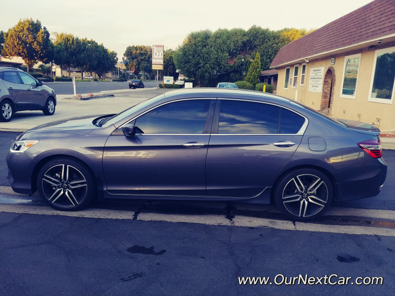 Honda Accord Sedan 2017 price $16,499