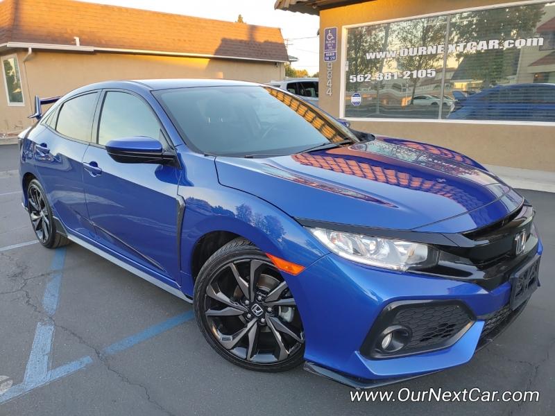 Honda Civic Hatchback 2018 price $14,999