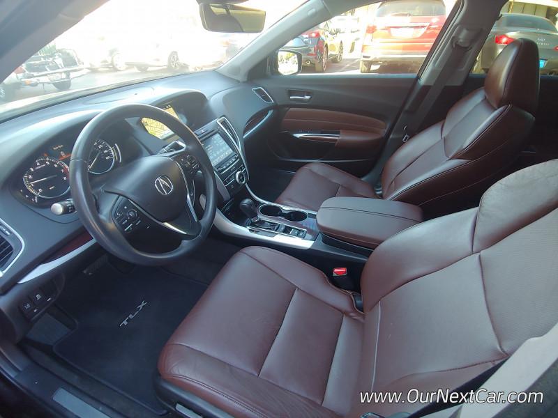 Acura TLX 2015 price $15,999
