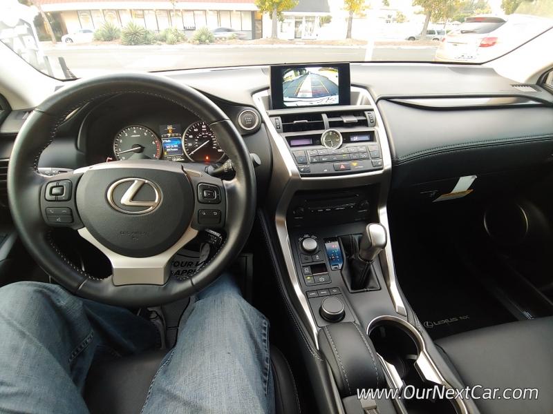 Lexus NX 200t 2016 price $20,999