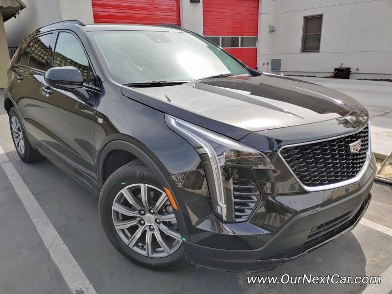 Cadillac XT4 2019 price $27,999