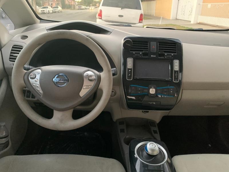 Nissan LEAF 2011 price $4,500