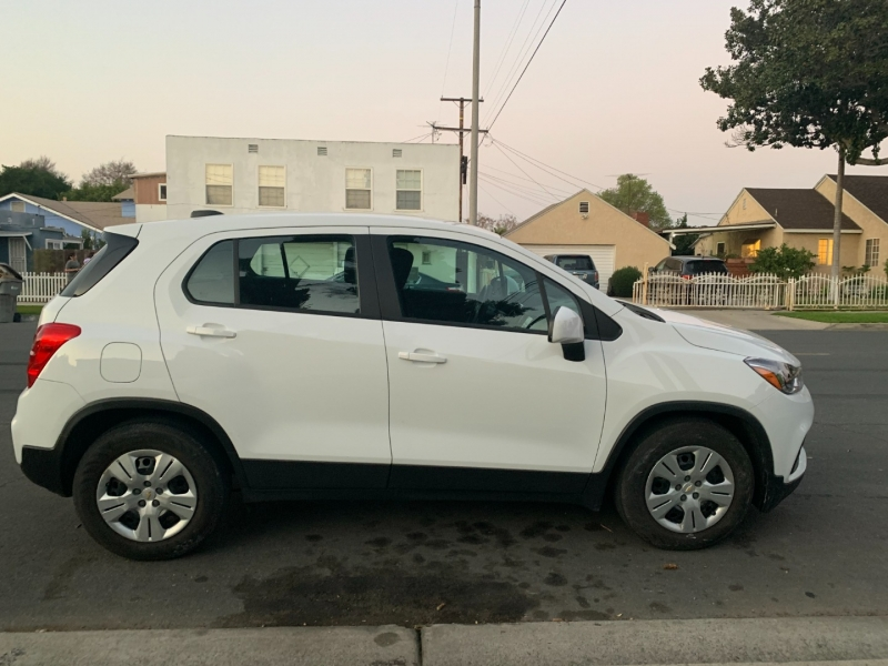 Chevrolet Trax 2017 price $11,500