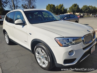 Used Bmw X3 Downey Ca