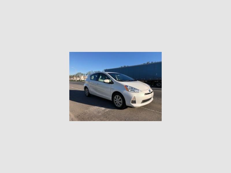 Toyota Prius c 2014 price $8,999