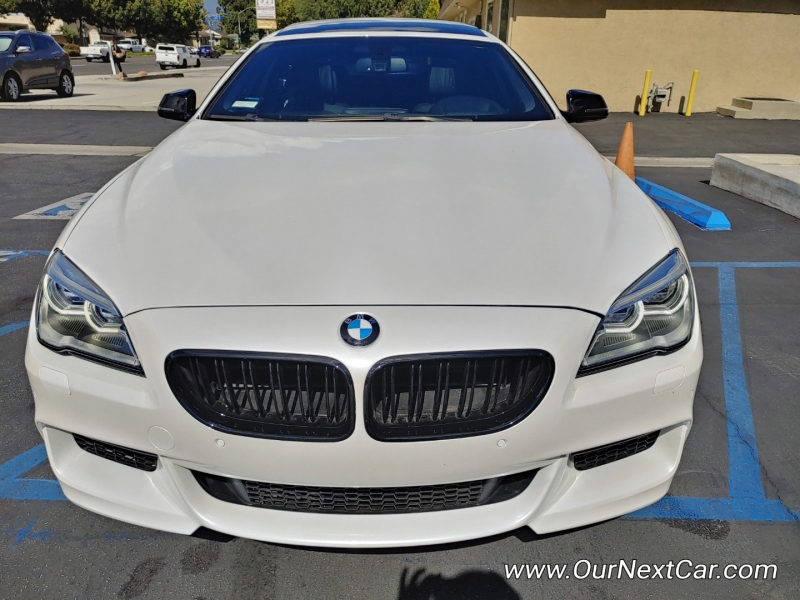 BMW 6 Series 2016 price $31,999
