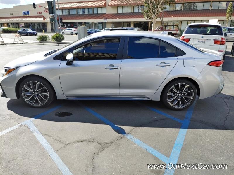Toyota Corolla 2020 price $15,999