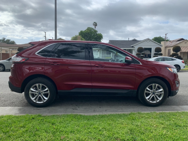 Ford Edge 2017 price $17,500