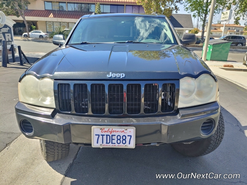 Jeep Grand Cherokee 2005 price $0