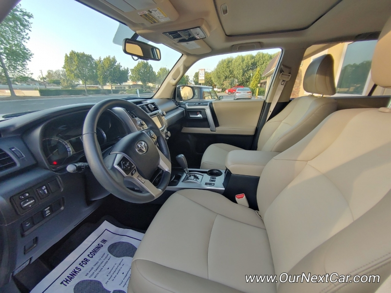 Toyota 4Runner 2016 price