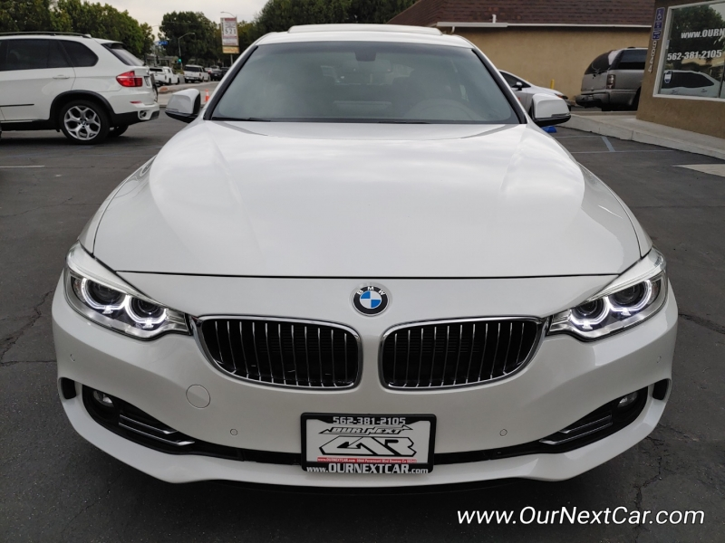 BMW 4 Series 2016 price $15,999