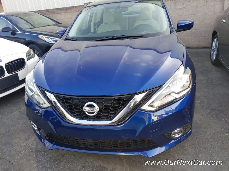 Nissan Sentra 2016 price $10,999