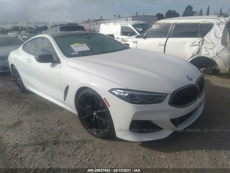 BMW 8-Series 2019 price $74,999