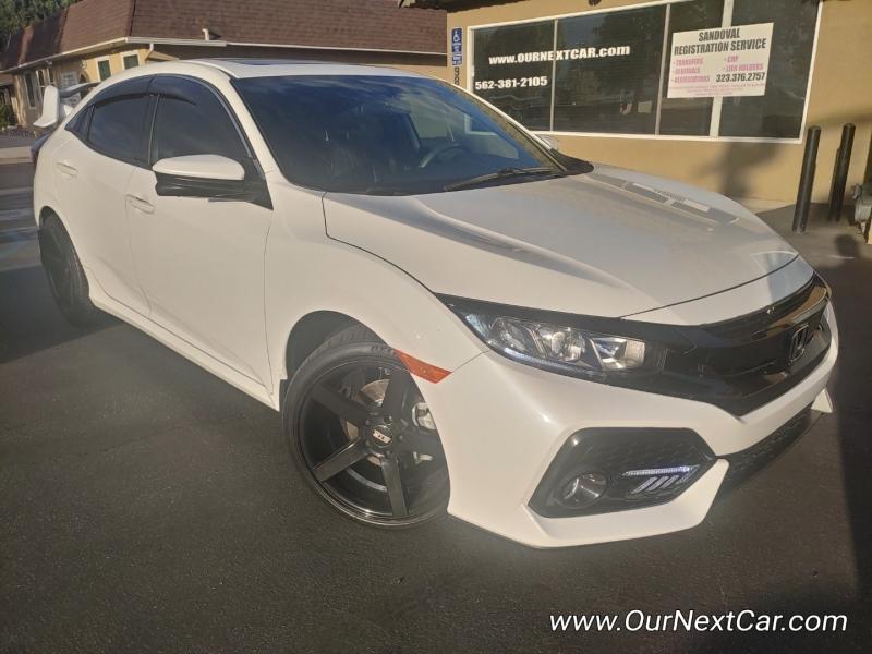 Honda Civic Hatchback 2017 price $17,499