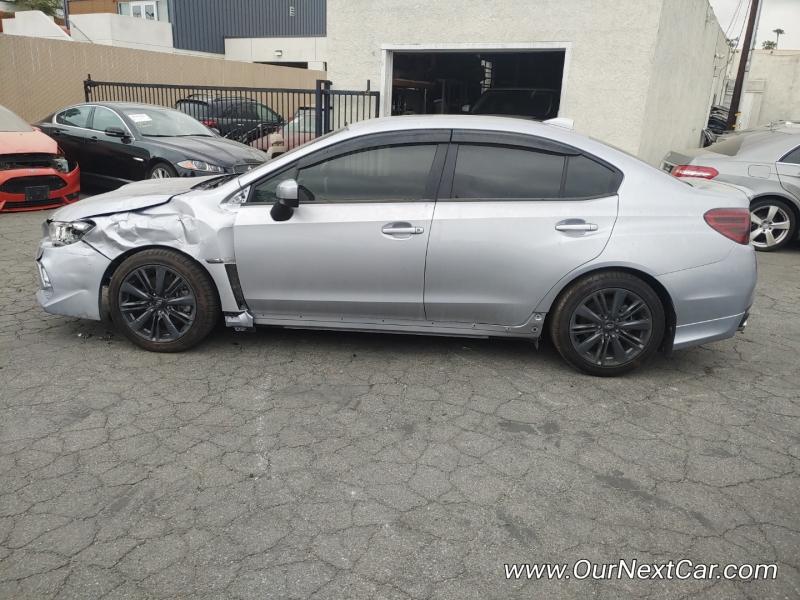 Subaru WRX 2020 price