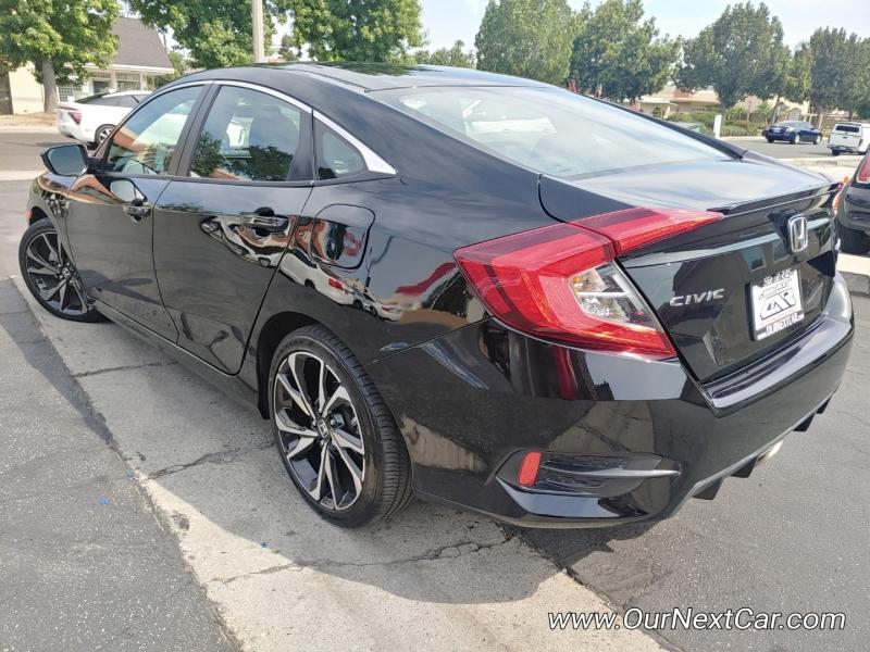 Honda Civic Sedan 2019 price $16,999