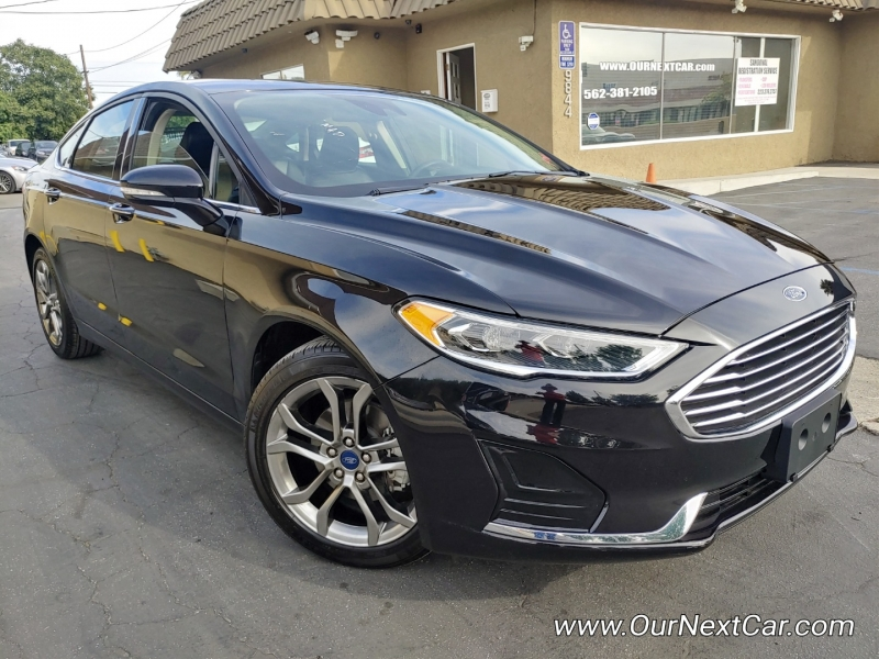 Ford Fusion 2020 price $16,999
