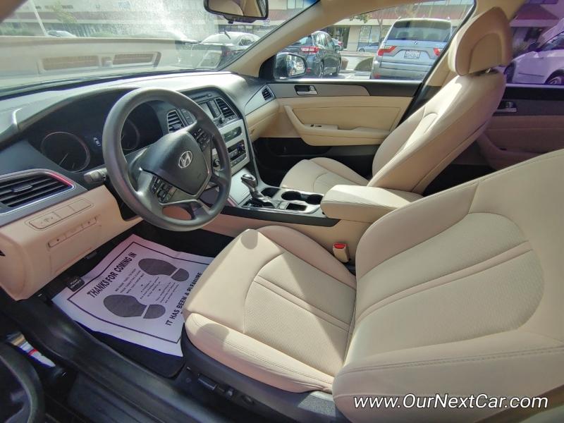 Hyundai Sonata 2015 price $10,499