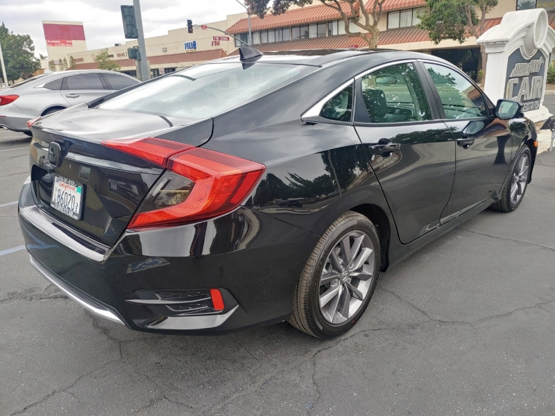 Honda Civic Sedan 2021 price $19,999