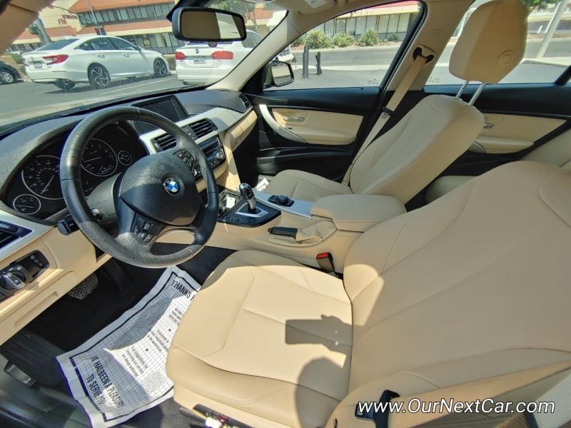 BMW 3-Series 2018 price $18,999