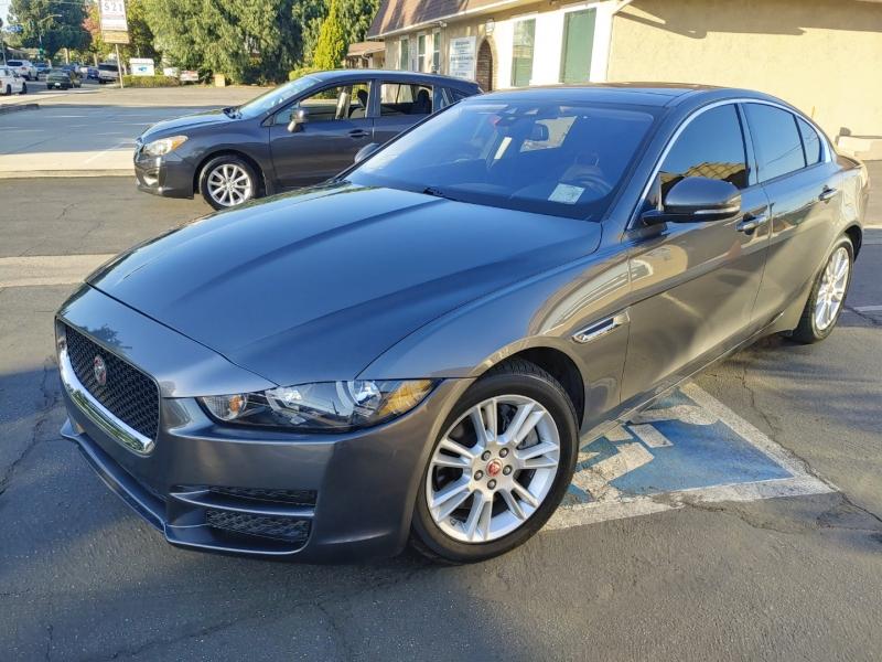 Jaguar XE 2017 price $16,999