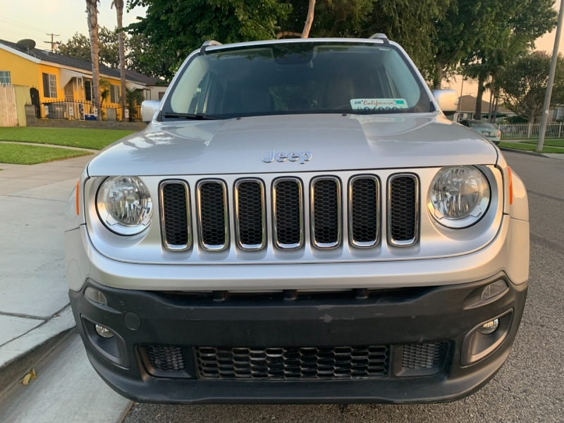 Jeep Renegade 2015 price $13,250