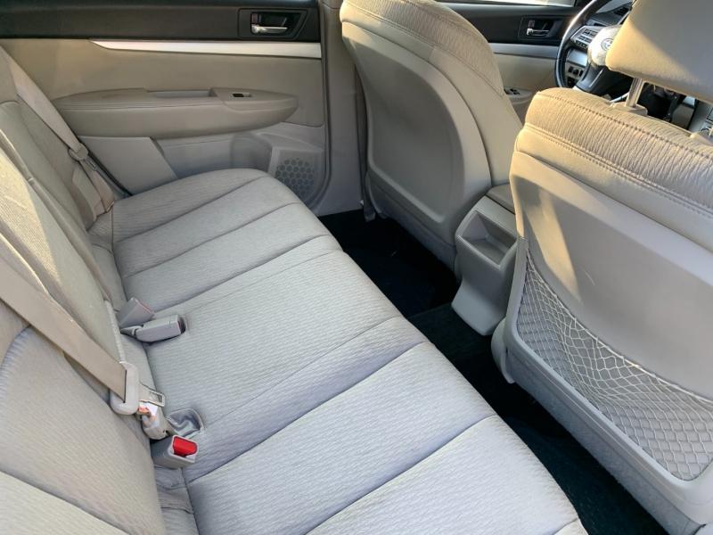 Subaru Outback 2012 price $9,900