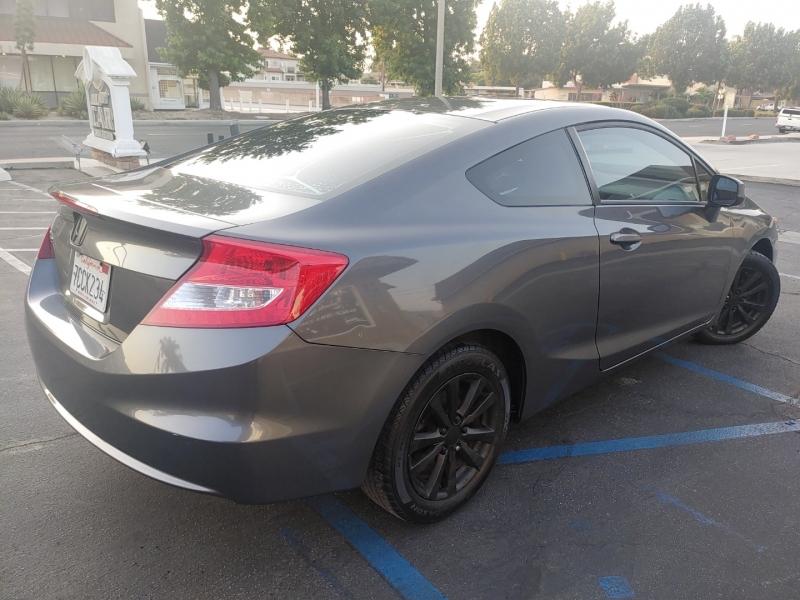 Honda Civic Cpe 2012 price $7,999
