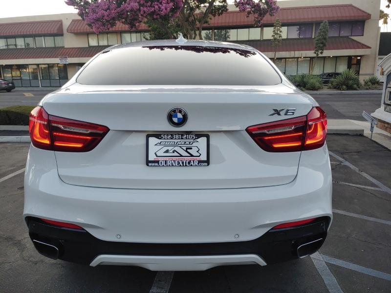 BMW X6 2019 price $38,998