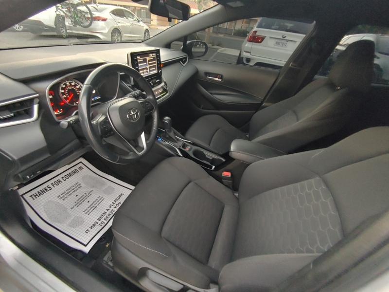 Toyota Corolla Hatchback 2019 price $16,999