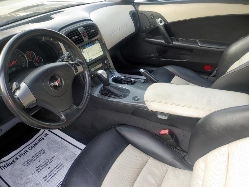 Chevrolet Corvette 2008 price