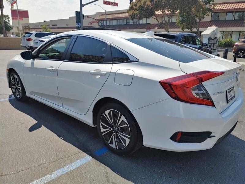 Honda Civic Sedan 2018 price $17,999