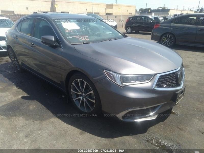 Acura TLX 2019 price $0