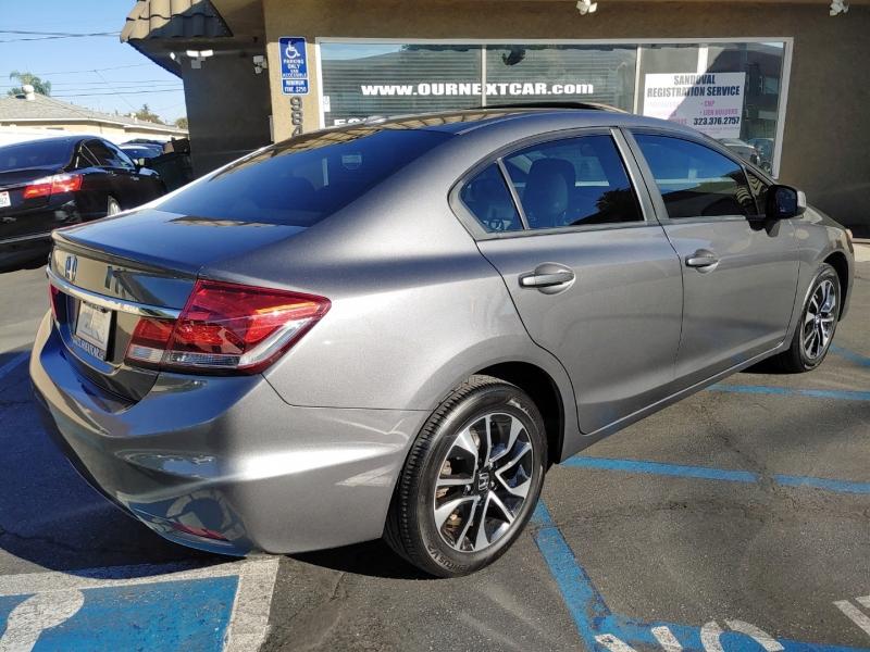 Honda Civic Sdn 2013 price $14,999