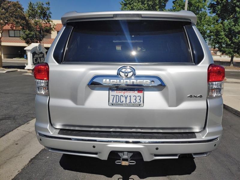 Toyota 4Runner 2013 price $0