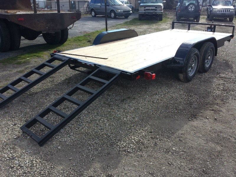 C&B 16' FlatBed 2021 price call