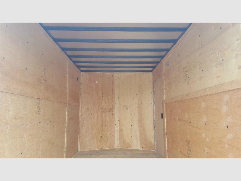 C&B 7x16 C&B Enclosed Cargo 2021 price call