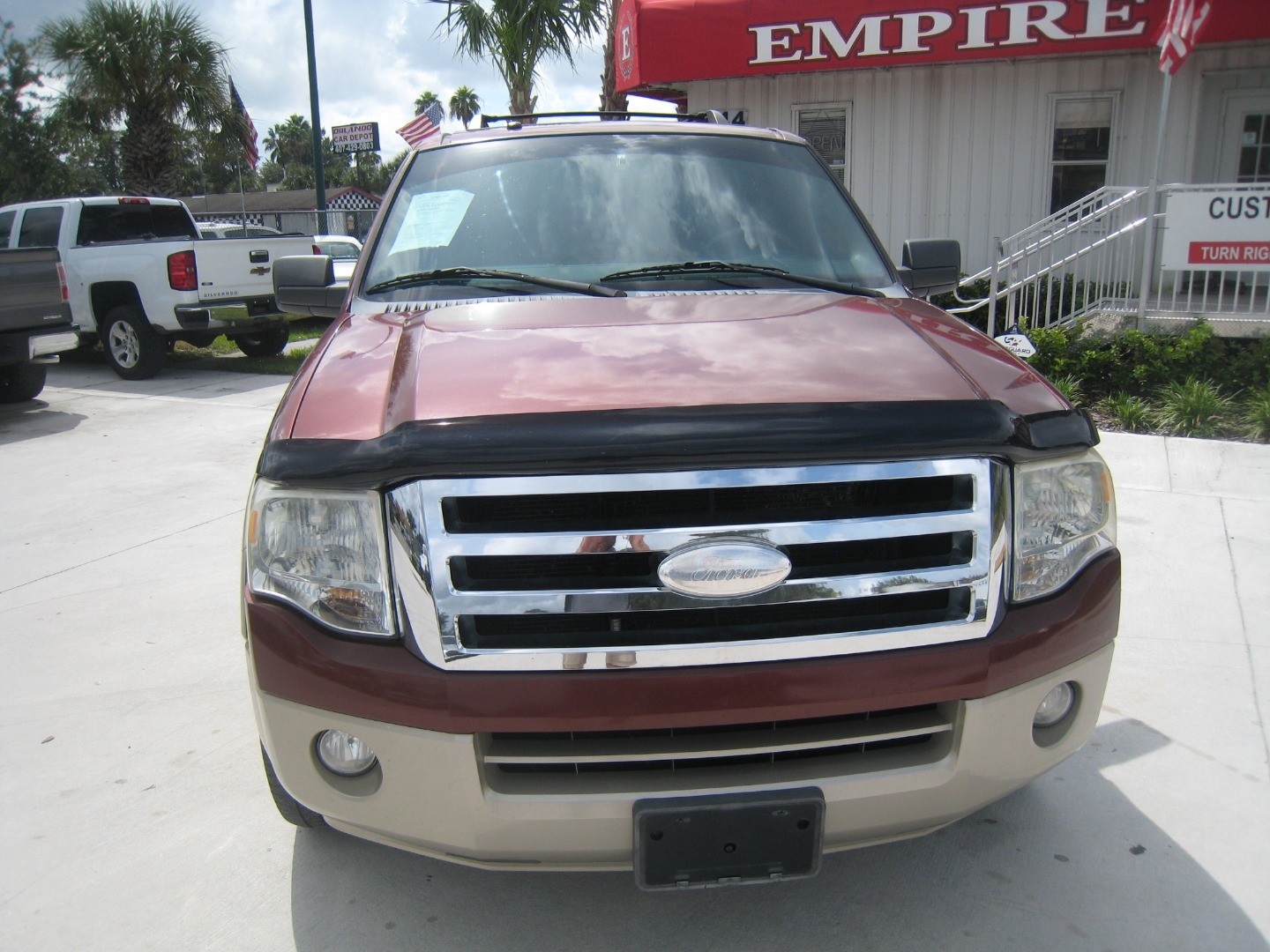 2008 ford expedition el king ranch 4x2 4dr suv empire automotive group dealership in orlando 2008 ford expedition el king ranch 4x2 4dr suv