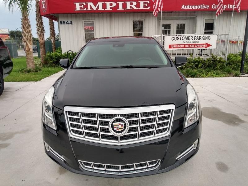 Cadillac XTS 2013 price $15,495