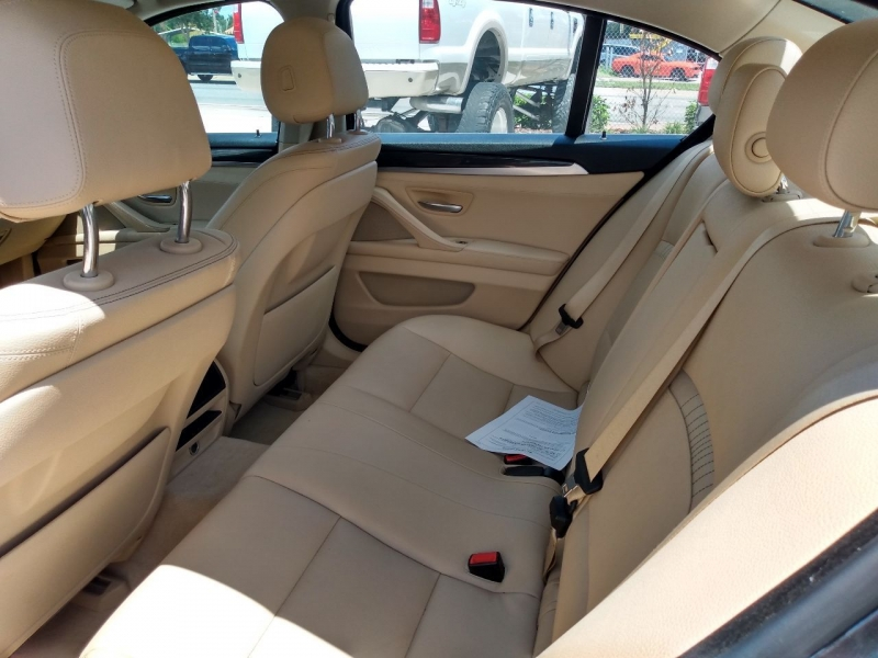 BMW 5 Series 2014 price $14,995