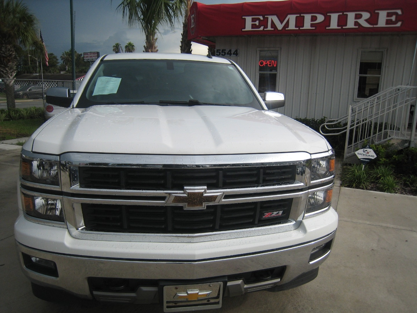 2014 chevrolet silverado 1500 lt z71 4x4 4dr crew cab 5 8 ft sb empire automotive group dealership in orlando 2014 chevrolet silverado 1500 lt z71 4x4 4dr crew cab 5 8 ft sb
