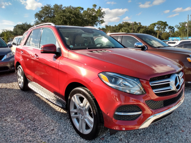 Mercedes-Benz GLE 2017 price $27,995