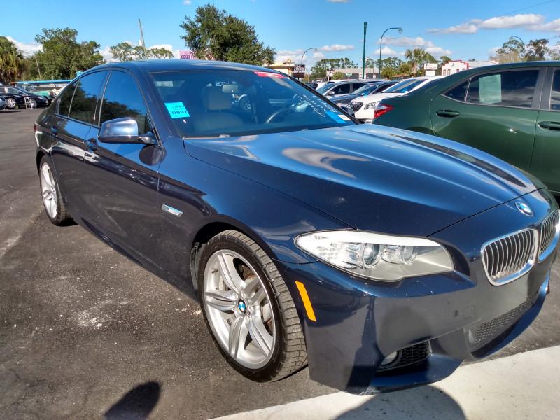 BMW 5 Series 2013 price $17,995