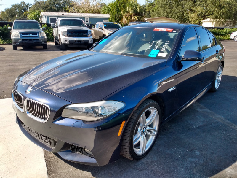 BMW 5 Series 2013 price $16,995