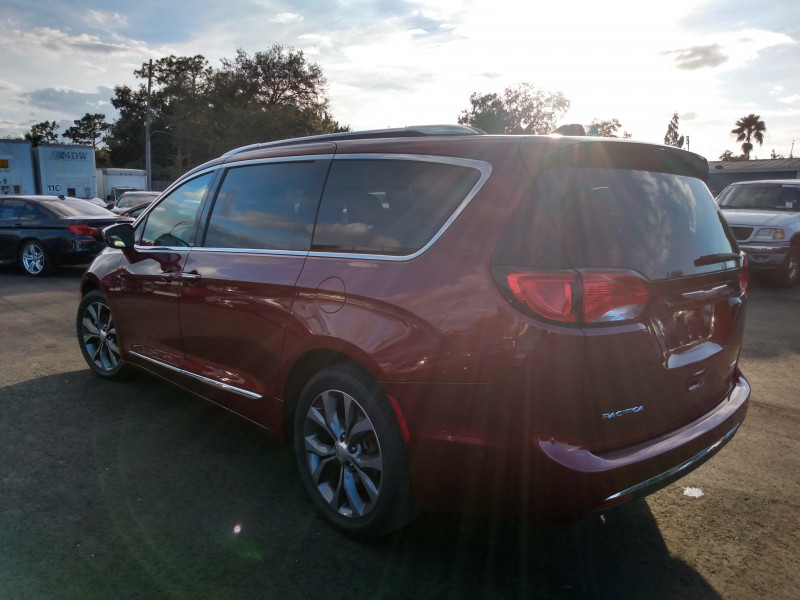 Chrysler Pacifica 2017 price $20,495