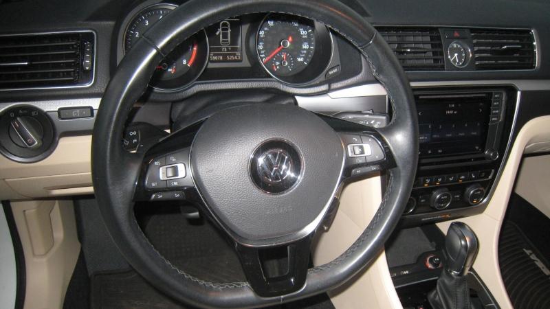 Volkswagen Passat 2017 price $13,855