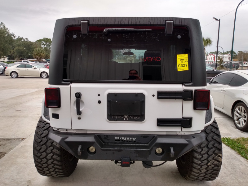 Jeep Wrangler Unlimited 2012 price $25,995