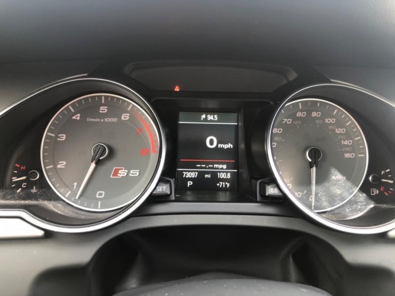 Audi S5 2015 price $20,995