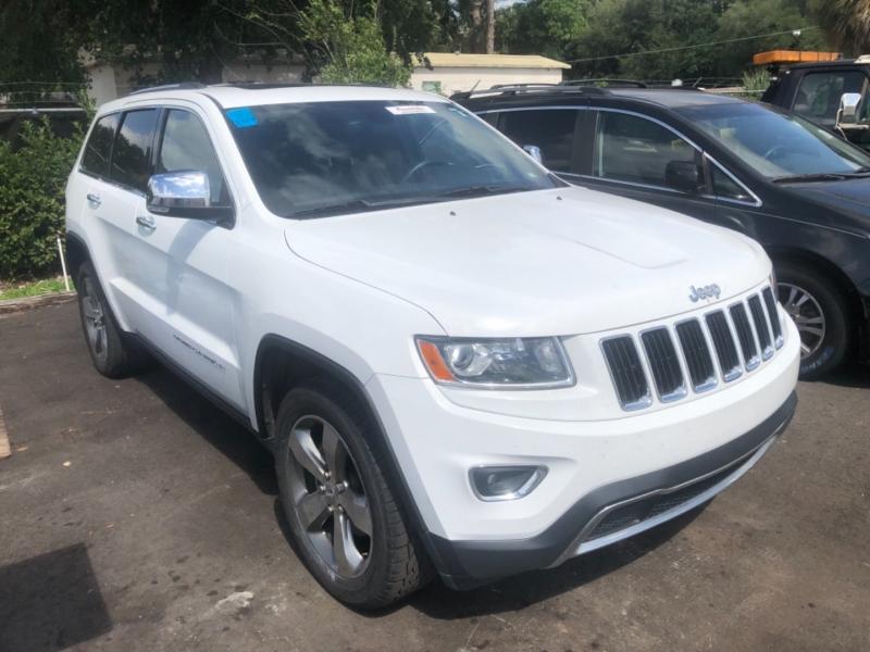 Jeep Grand Cherokee 2014 price $18,495
