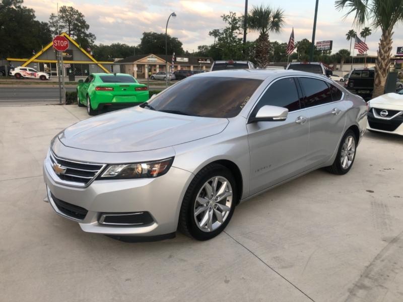 Chevrolet Impala 2017 price $17,999